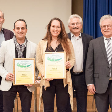 Mission Kröte – Umweltpreis erhalten