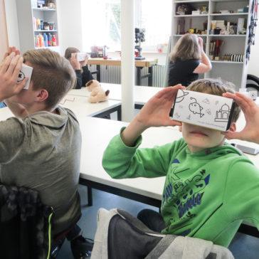Virtuelle Klassenausflüge